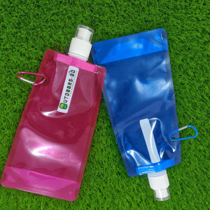 Foldable Design Non-Toxic TPU Outdoor Sports Water Bag Bladder Hydration